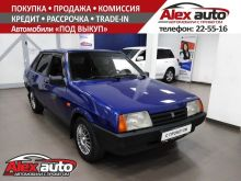 Томск 21099 2003
