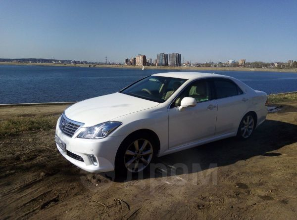 Toyota Crown, 2011 год, 1 300 000 руб.