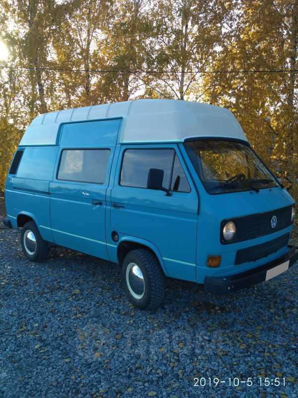 Volkswagen Transporter, 1991 год, 580 000 руб.
