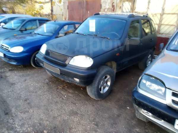 Chevrolet Niva, 2008 год, 289 000 руб.
