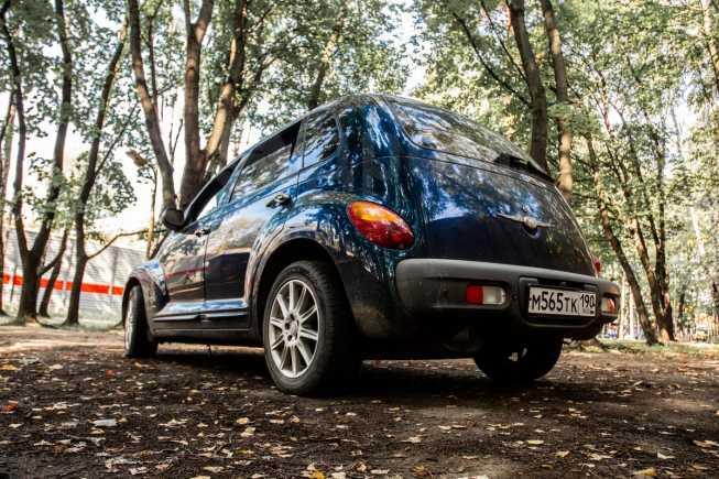 Chrysler PT Cruiser, 2003 год, 218 000 руб.