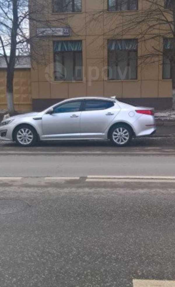 Kia Optima, 2014 год, 1 150 000 руб.