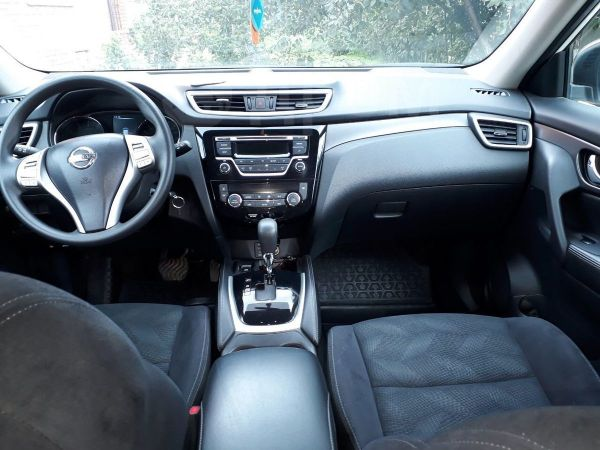 Nissan X-Trail, 2016 год, 1 257 000 руб.