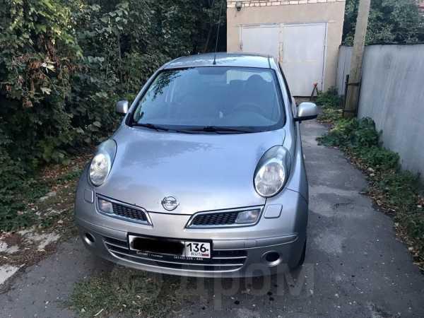 Nissan Micra, 2010 год, 379 000 руб.