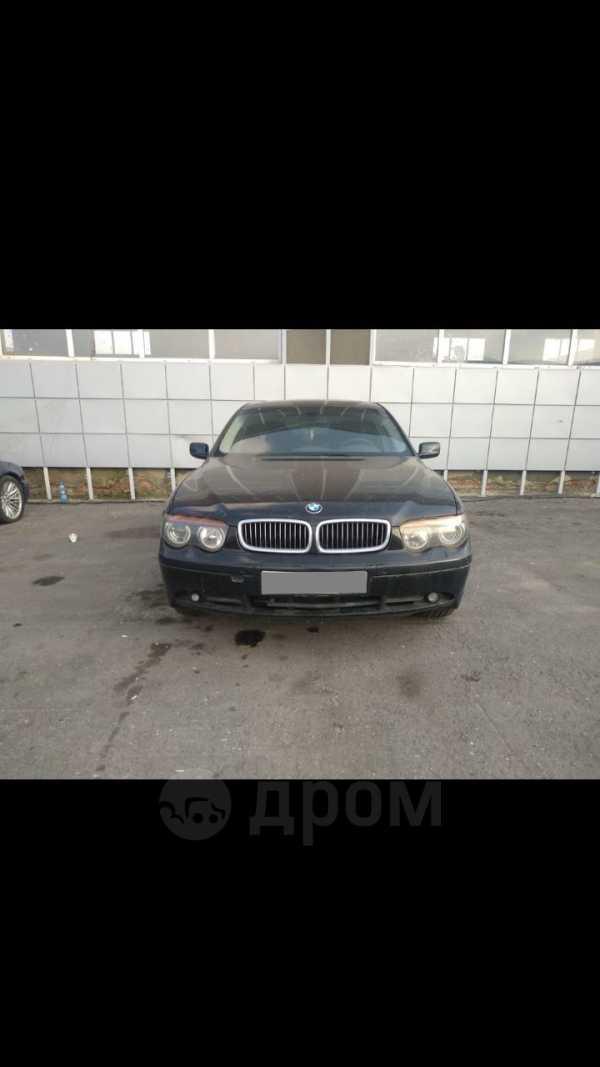 BMW 7-Series, 2003 год, 375 000 руб.