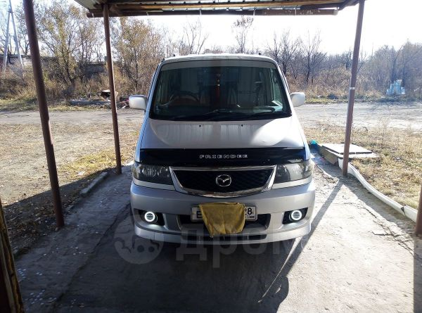 Mazda Bongo Friendee, 2001 год, 500 000 руб.