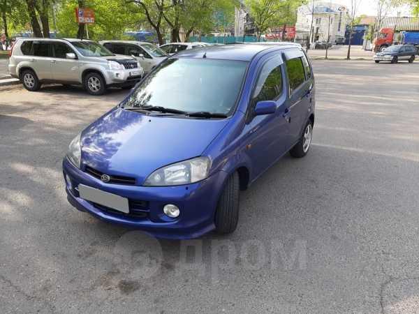Daihatsu YRV, 2002 год, 130 000 руб.