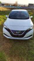 Nissan Leaf, 2018 год, 1 615 000 руб.