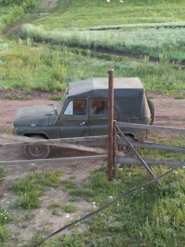 УАЗ 469, 1989 год, 65 000 руб.