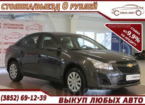 Chevrolet Cruze, 2013 год, 528 000 руб.