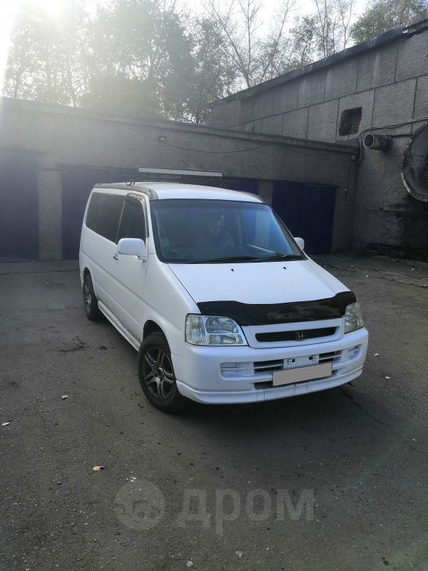 Honda Stepwgn, 2000 год, 350 000 руб.