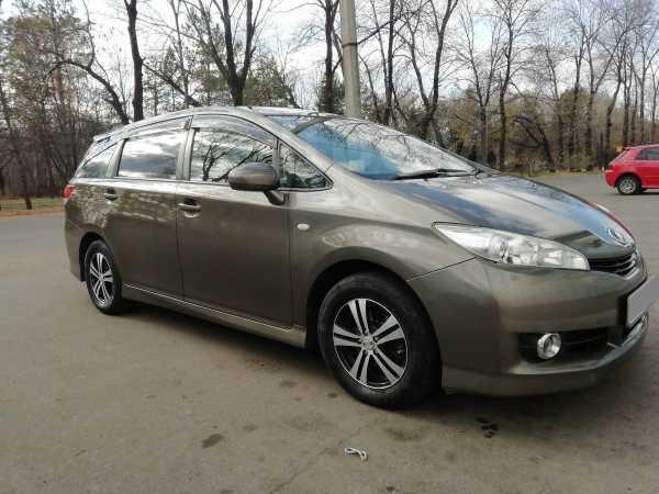 Toyota Wish, 2009 год, 698 000 руб.