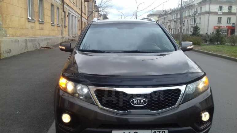 Kia Sorento, 2011 год, 800 000 руб.