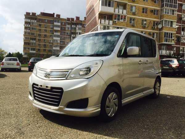 Suzuki Solio, 2014 год, 529 000 руб.