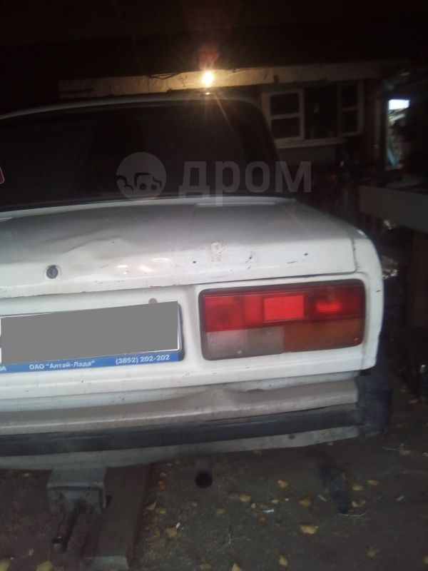 Лада 2105, 1991 год, 30 000 руб.
