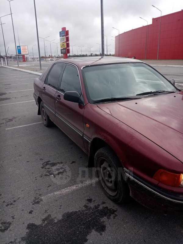 Mitsubishi Galant, 1991 год, 90 000 руб.