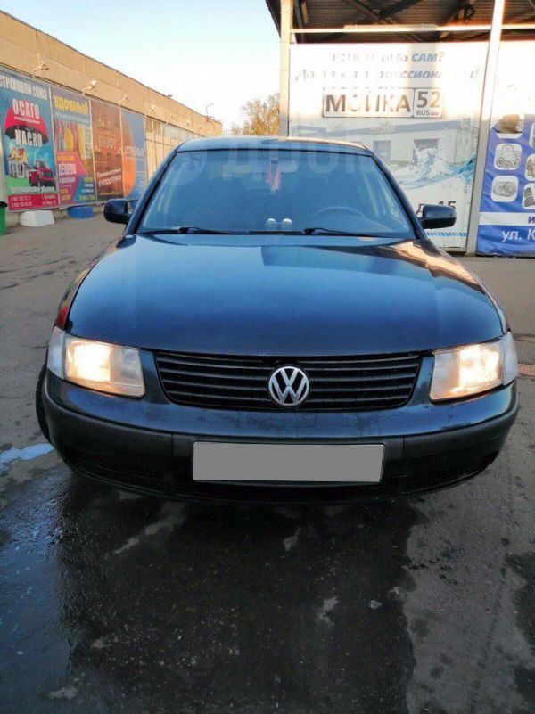 Volkswagen Passat, 1997 год, 115 000 руб.