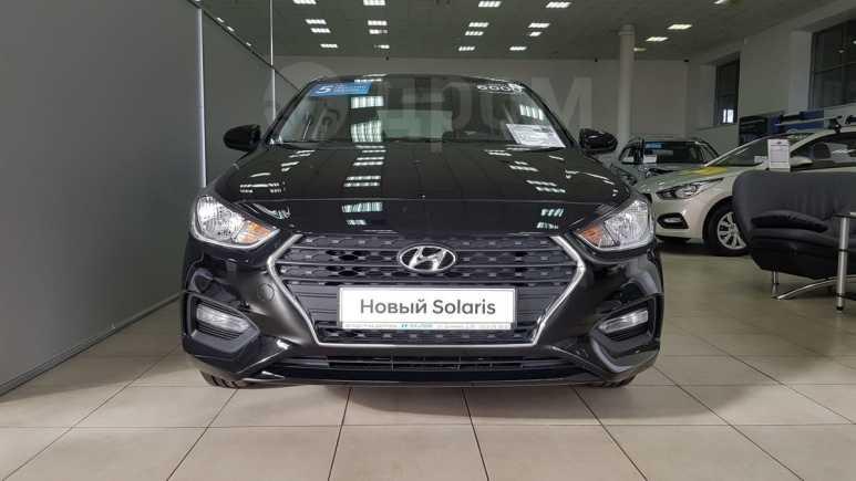 Hyundai Solaris, 2019 год, 996 000 руб.