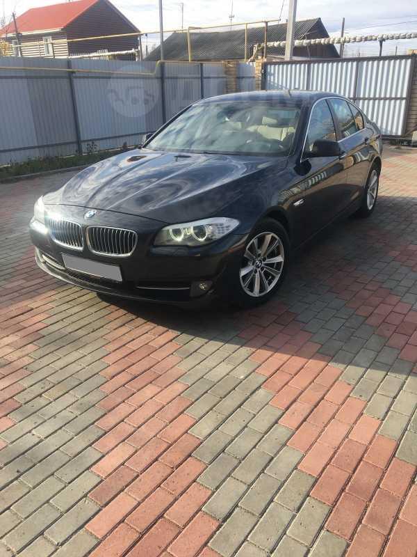 BMW 5-Series, 2013 год, 1 160 000 руб.
