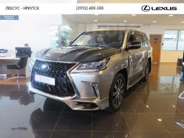 Lexus LX570, 2019 год, 8 724 000 руб.
