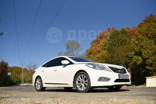 Hyundai Grandeur, 2012 год, 799 000 руб.