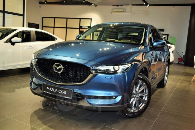 Mazda CX-5, 2019 год, 2 407 000 руб.