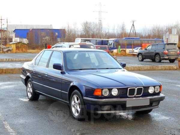 BMW 7-Series, 1989 год, 170 000 руб.
