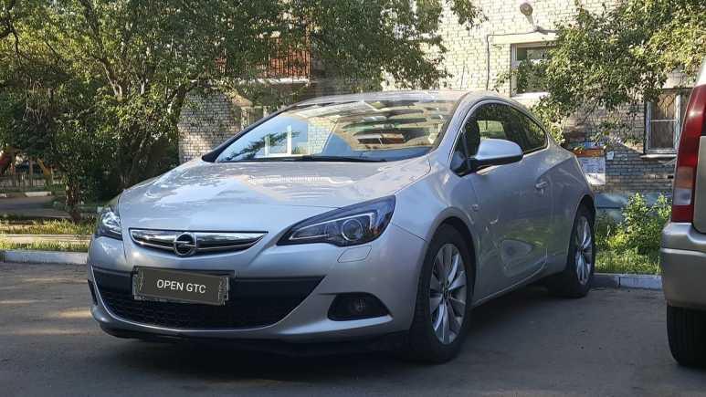 Opel Astra GTC, 2012 год, 350 000 руб.
