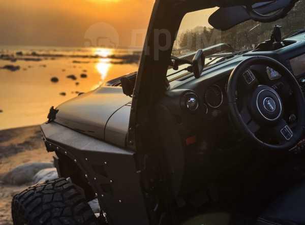 Jeep Wrangler, 2014 год, 4 250 000 руб.