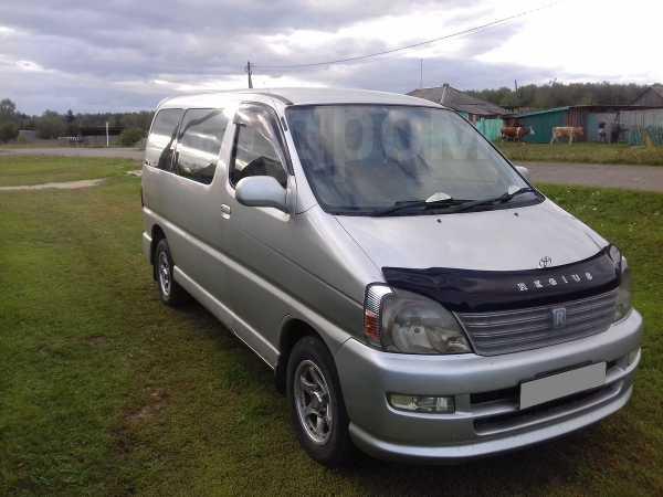 Toyota Hiace Regius, 2000 год, 550 000 руб.