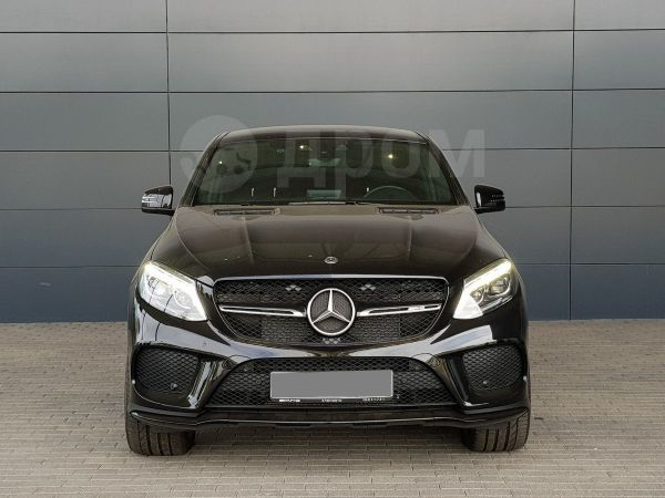 Mercedes-Benz GLE Coupe, 2018 год, 5 632 202 руб.