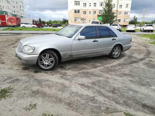 Mercedes-Benz S-Class, 1997 год, 450 000 руб.