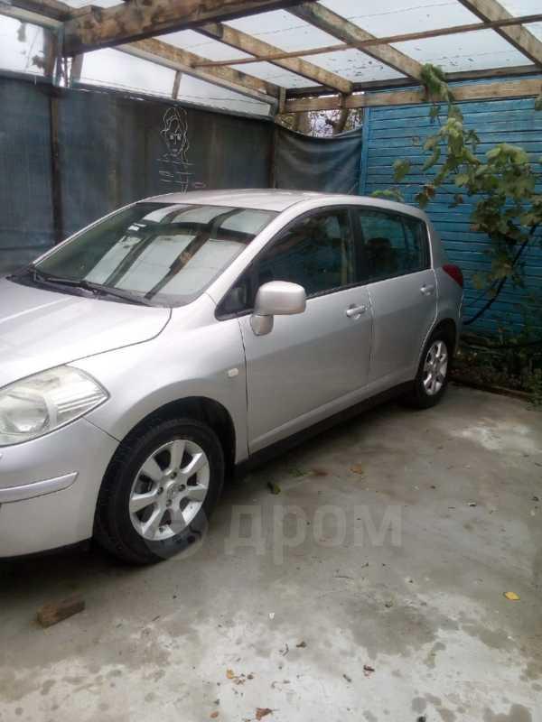 Nissan Tiida, 2008 год, 345 000 руб.