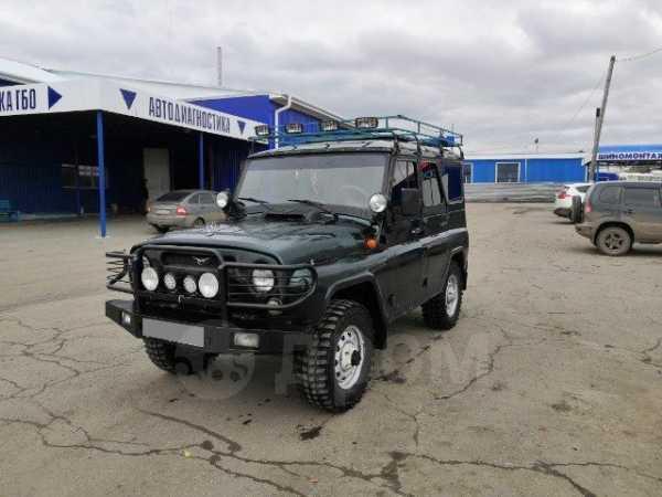 УАЗ Хантер, 2007 год, 365 000 руб.