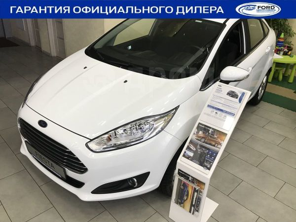 Ford Fiesta, 2017 год, 780 000 руб.