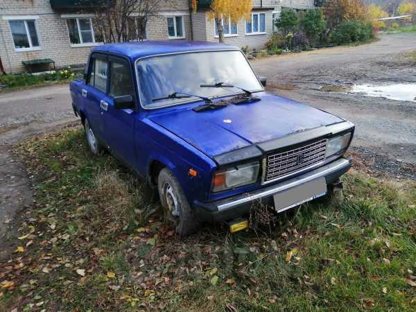 Лада 2107, 1999 год, 30 000 руб.