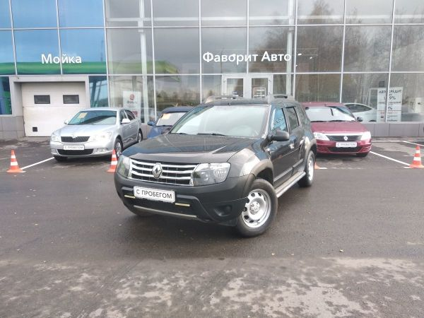 Renault Duster, 2013 год, 447 000 руб.