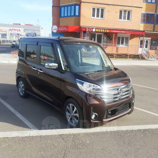 Nissan DAYZ Roox, 2014 год, 425 000 руб.