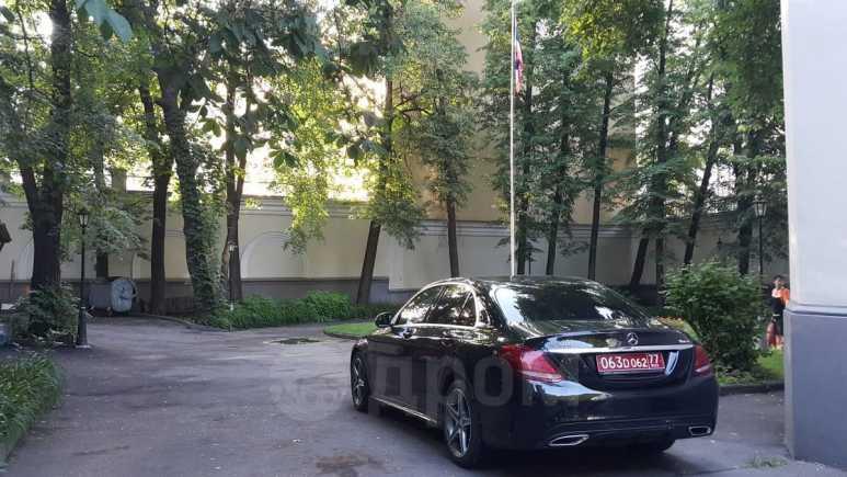 Mercedes-Benz C-Class, 2016 год, 1 840 000 руб.