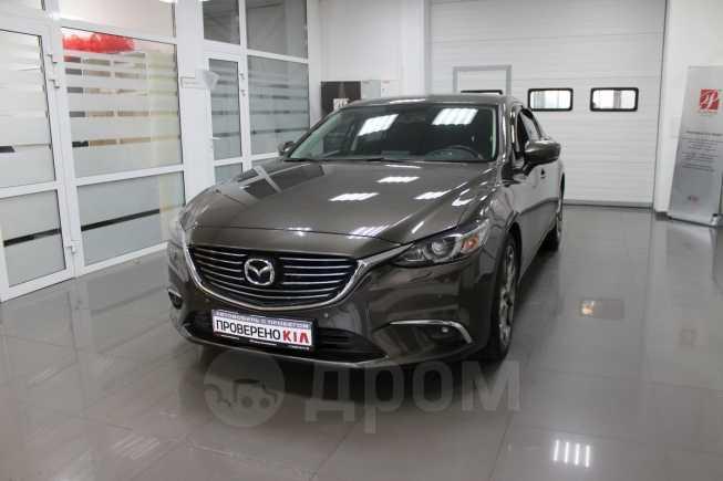 Mazda Mazda6, 2018 год, 1 297 000 руб.
