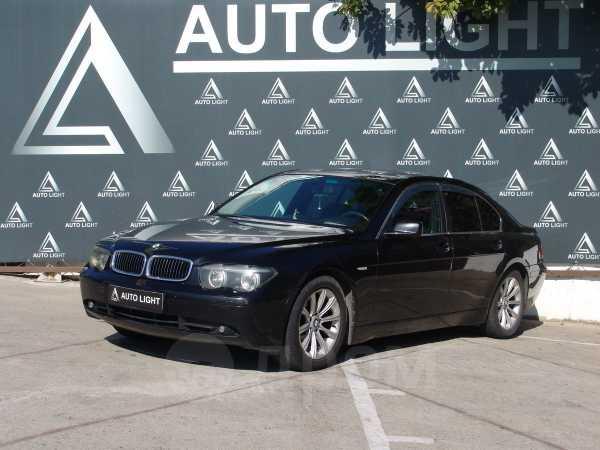 BMW 7-Series, 2003 год, 690 000 руб.