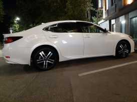 Калининград Lexus ES200 2018