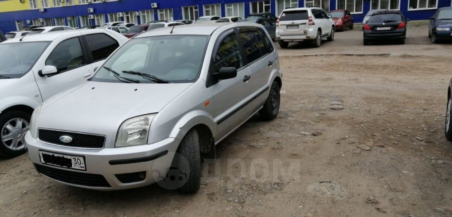 Ford Fusion, 2005 год, 185 000 руб.