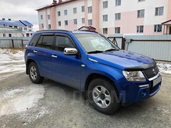 Suzuki Grand Vitara, 2007 год, 710 000 руб.