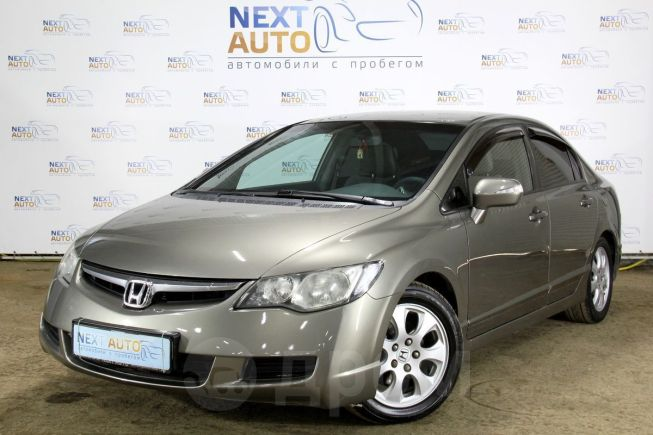 Honda Civic, 2007 год, 397 000 руб.
