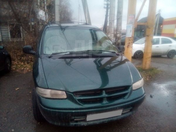 Chrysler Town&Country, 1996 год, 150 000 руб.