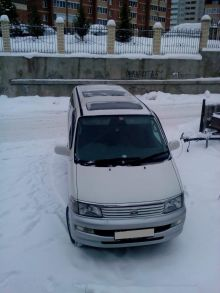 Новосибирск Hiace Regius 1997