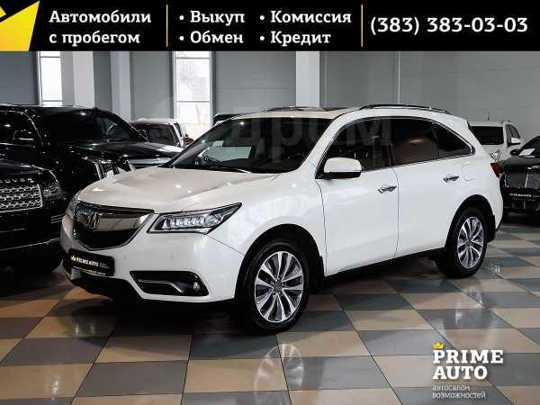 Acura MDX, 2014 год, 1 999 000 руб.