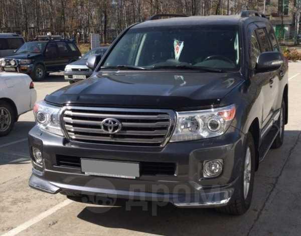 Toyota Land Cruiser, 2014 год, 3 299 000 руб.