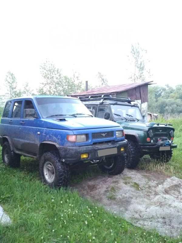 УАЗ Симбир, 1999 год, 180 000 руб.